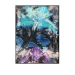 Olan Ventura, SinEaster V, Acrylic on canvas, 2017, 122x91.5 cm