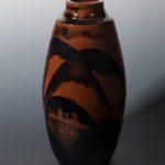Jeff van den Broeck, Tall & large pot, stoneware, 2019