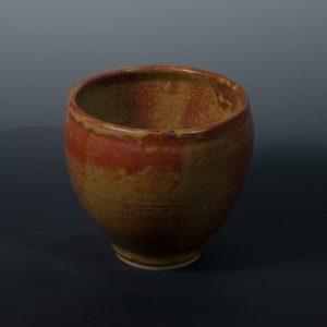 Jeff van den Broeck, Bowl, stoneware, 2019