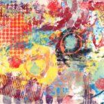 Jeff van den Broeck, Abstract 4, Clayprint, 2018